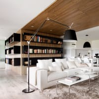 Tolomeo Mega Floor LED (Black) by Artemide