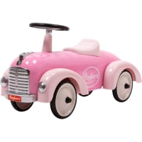 Speedster Pink by baghera