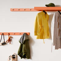 menos coat rack E3525 by behr