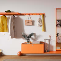 menos shoe cabinet E0840 by behr