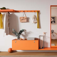 menos shoe cabinet E1260 by behr