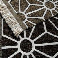 Milek Setisa (Blumenmuster) von b.i.c. carpets