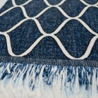 Milek Setisa (Wellenmuster) von b.i.c. carpets