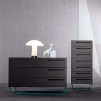 To Be (chest of drawers, trapezoidal) by Bonaldo