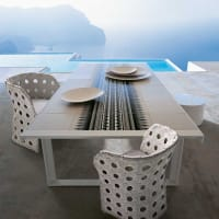 Canasta table (outdoor) by B&B Italia Outdoor