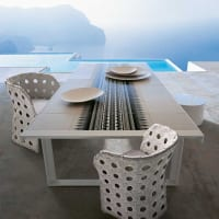 Canasta table (outdoor) by B&B Italia