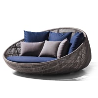 Canasta 13 Loveseat (Outdoor) by B&B Italia