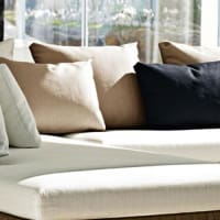 Charles Outdoor (cushions) by B&B Italia