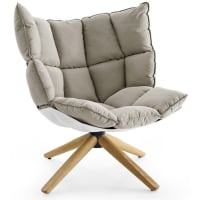 Husk (armchair) by B&B Italia