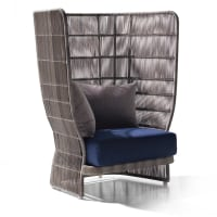Canasta 13 armchair (outdoor) by B&B Italia