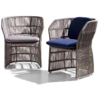 Canasta 13 Stuhl (Outdoor) von B&B Italia