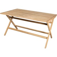 Flip Table 140x80 by Cane-line