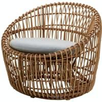 Nest (Outdoor Rundsessel) von Cane-line