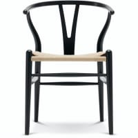 CH24 open pored lacquered by Carl Hansen
