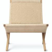 MG501 Paper Cord Cuba Chair by Carl Hansen