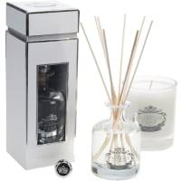 White & Silver (parfum d'intérieur) par Castelbel