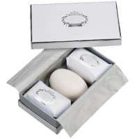White & Silver (savon) par Castelbel