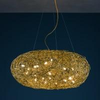 Fil de Fer Ovale (LED) by Catellani & Smith