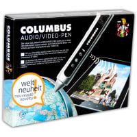 Audio / Video Pen by Columbus