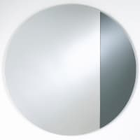Cord Grey L by deknudt mirrors