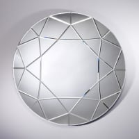 Diamond Round par deknudt mirrors