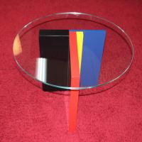 Mondrian von dreieck design