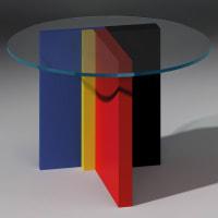 Mondrian par dreieck design