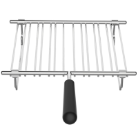 Warming rack by Dualit