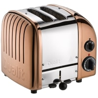 Classic Toaster 2 slot Toaster (copper) by Dualit