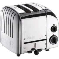 Classic Toaster 2 slot Toaster (polished) by Dualit