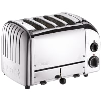 Classic Toaster 4 slot Toaster (polished) by Dualit