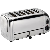 Classic Toaster 6 slot Toaster (polished) by Dualit