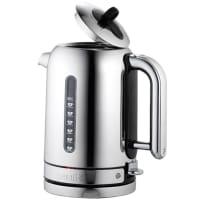 Classic kettle (silver) by Dualit