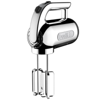 Hand mixer (chrome) by Dualit