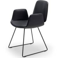 Tilda armchair (metal) by freifrau