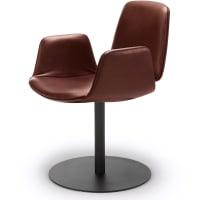 Tilda armchair (central leg) by freifrau