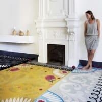 Goyescas rug by gandia blasco - gan