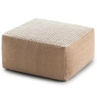 Raw pouf (klein) von gandia blasco - gan