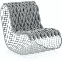 BUIT Club Chair by gandia blasco
