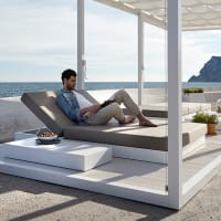 Chill (lounger) by gandia blasco