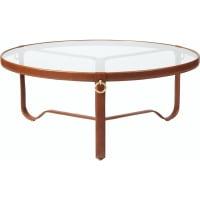 Adnet Coffee Table (Ø 100cm) by GUBI