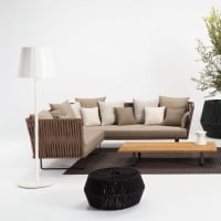 Bitta Lounge Sofa Modules by kettal