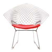Bertoia Diamond Small by knoll international