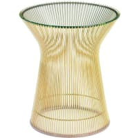 Platner Gold (Ø 40cm) von knoll international