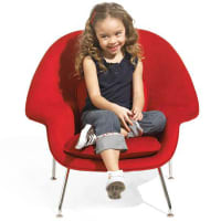 Womb Chair Child's by knoll international