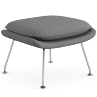 Womb Ottoman by knoll international