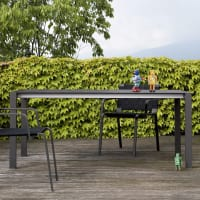 Sushi Outdoor Fenix (extendable) by kristalia