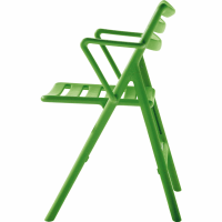 Folding Air-Chair with arms by Magis