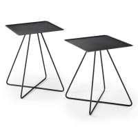 Steely (square) by möller design