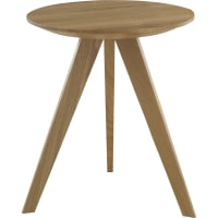 Woody Hill 01 (oak, walnut) by möller design